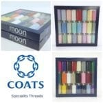 Coats Moon Thread Boxes