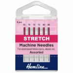 Sewing Machine Needles: Stretch: Mixed: