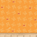 Michael Miller Bowtie Bunny Fabric