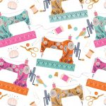 Dashwood - Stitches- Sewing machines