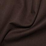 13 Chocolate - Rose & Hubble Craft Cotton (94cm REMNANT)