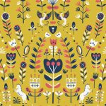 Dashwood - A Roaring Good Yarn- Yellow