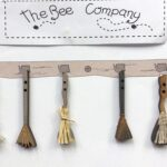 The Bee Company Buttons- Broomsticks