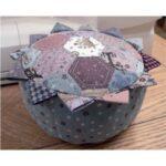 Prairie Charm Pin Cushion Pattern