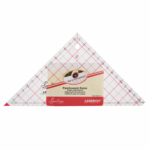 "Sew Easy Quilting template: Triangle 7.5"" x 7.5"""