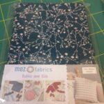Mez Fabrics- Pre cut 1m pack