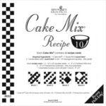 Moda Cake Mix Recipe 10