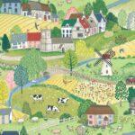 Village Life- Scenic
