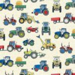 Village Life- Tractors